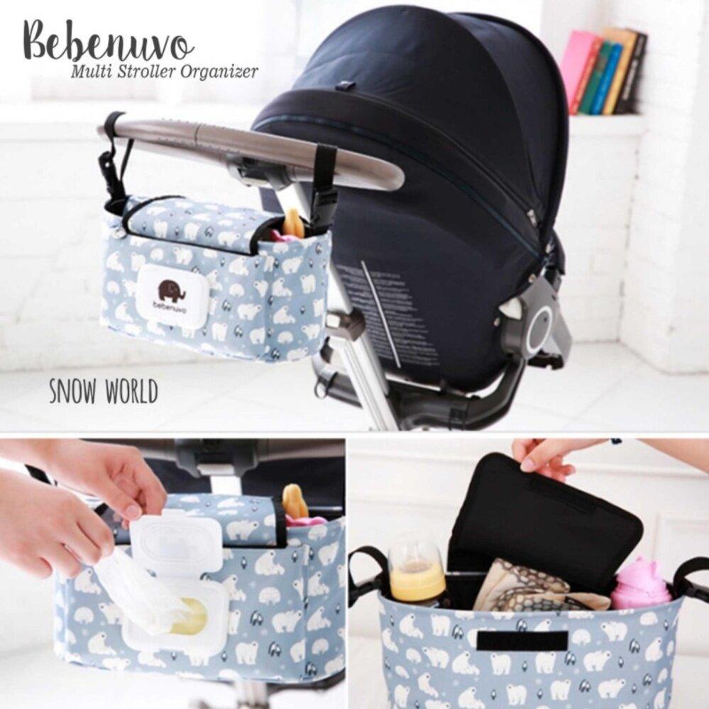 ถูกเหลือเชื่อ babytime รถเข็นเด็กแบบนอน รถเข็นเด็กพับได้ Babytime รุ่น 008plus พับและกางได้ในปุ่มเดียว (ลายมินนี่) รับประกันของแท้