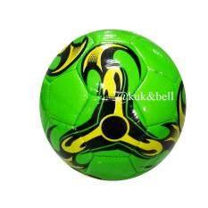 Ktb Toy บอลหนัง ฟุตบอล ฟุตบอลหนังสำหรับเด็ก ลูกเล็ก สีสดใส 7839 By Ktb Toy.
