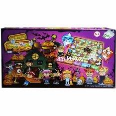 Patipan Toy เกมส์เศรษฐี เกมส์ผจญภัยบ้านผีเพี้ยน Gb018.