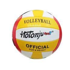 Patipan Toy ของเล่น บอลหนัง ลูกบอลเล่บอลหนังสีสดใส L987.