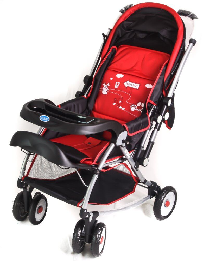นี่คือโค๊ดส่วนลดเมื่อซื้อ babytime รถเข็นเด็กแบบนอน รถเข็นเด็กพับได้ Babytime รุ่น 008plus พับและกางได้ในปุ่มเดียว เคลมสินค้าได้