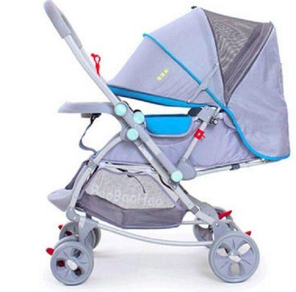 เช็คราคา babytime รถเข็นเด็กแบบนอน รถเข็นเด็ก Babytime กระรัดทัด พกพาสะดวก ขายถูกๆ ส่งฟรี