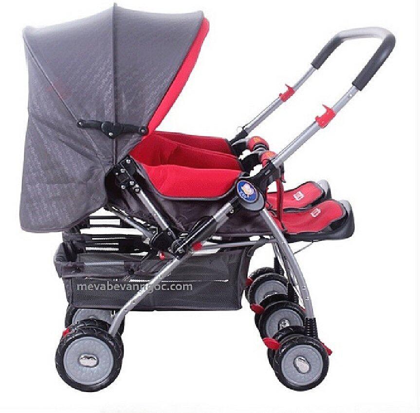 รีวิว พันทิป babytime รถเข็นเด็กแบบนอน รถเข็นเด็กพับได้ Babytime รุ่น 008plus พับและกางได้ในปุ่มเดียว (ลายมิคกี้) ของดี ราคาถูก