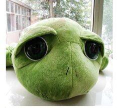 ใหญ่เต่าเต่าตุ๊กตาของเล่นตุ๊กตาหมอนและหมอนตุ๊กตา-สีเขียว-สนามบินนานาชาติ.