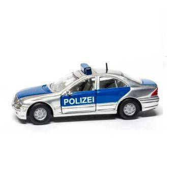 Black Shop International 1362 Police Car - Intl