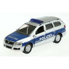 Black Shop International 1401 Vw Volkswagen Passat Variant 2 Fsi Police Car Intl เป็นต้นฉบับ