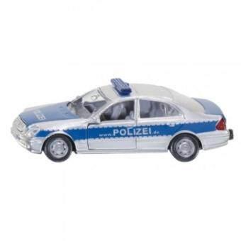 Black Shop International 1420 Police Car - Intl