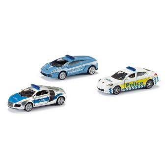 Black Shop International 6302 Gift Set Police - Intl