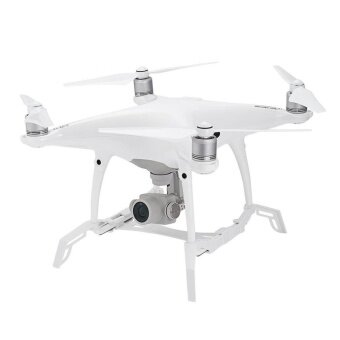 Black/White Gimbal Guard Stabilizer Landing Gear Kit for DJI Phantom 4 PRO - intl