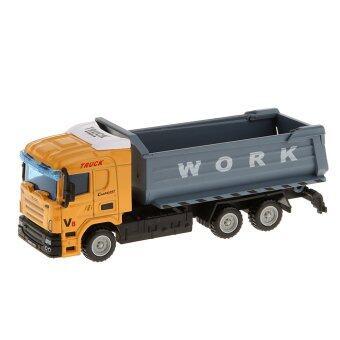 BolehDeals 1:64 Diecast Tipper Truck Model Vehicle Car Toys (Intl) - intl