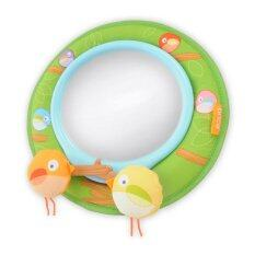 Brica : Brc63012 กระจกมองหลัง Baby In-Sight Seesaw Pals Mirror By Tadee.