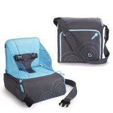 ซื้อ Brica กระเป๋าผ้าอ้อม และเก้าอี้ทานข้าว Goboost Travel Booster Seat ออนไลน์
