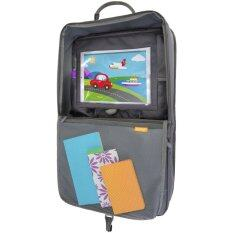 Brica : BRC65006 กระเป๋าอเนกประสงค์iHideTM Seat back Organizer with Tablet Viewer