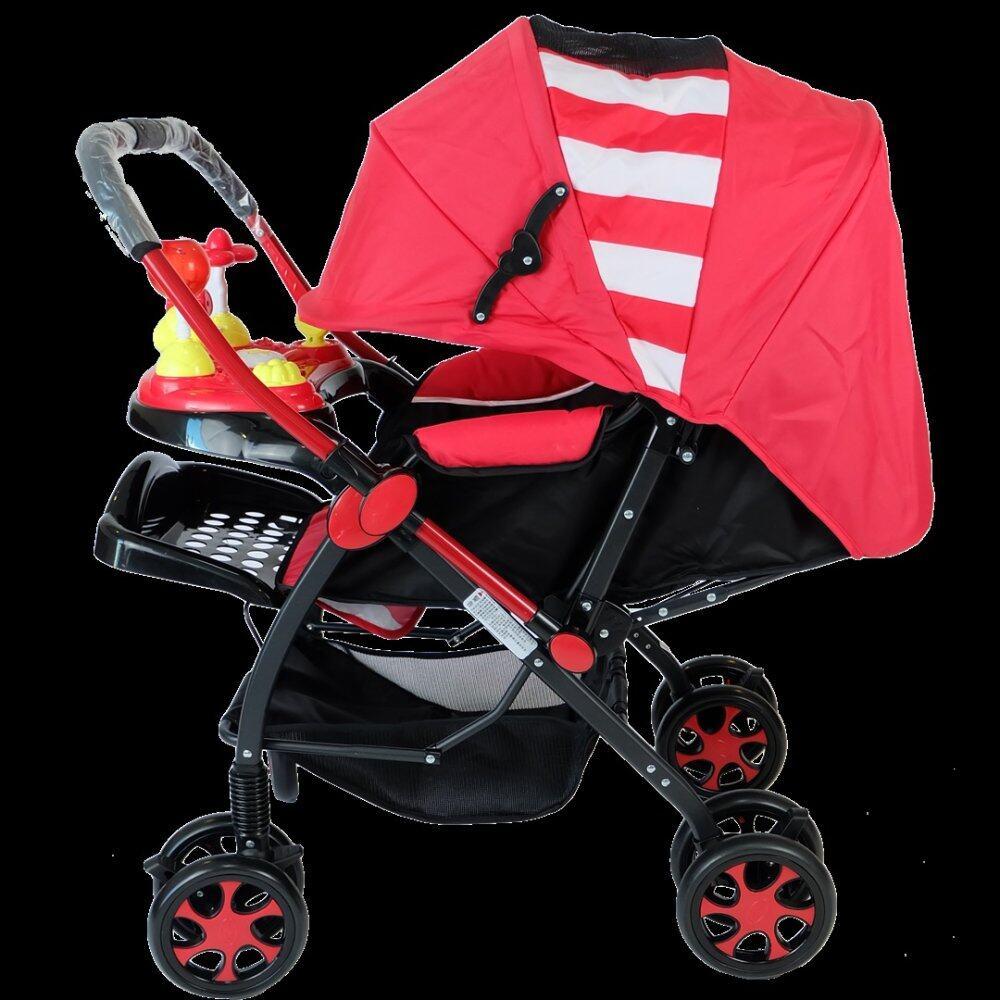ลดแบบขาดทุน Unbranded/Generic อุปกรณ์เสริมรถเข็นเด็ก กระเป๋าแขวนรถเข็นเด็ก bebenuvo ของแท้ ราคาถูก