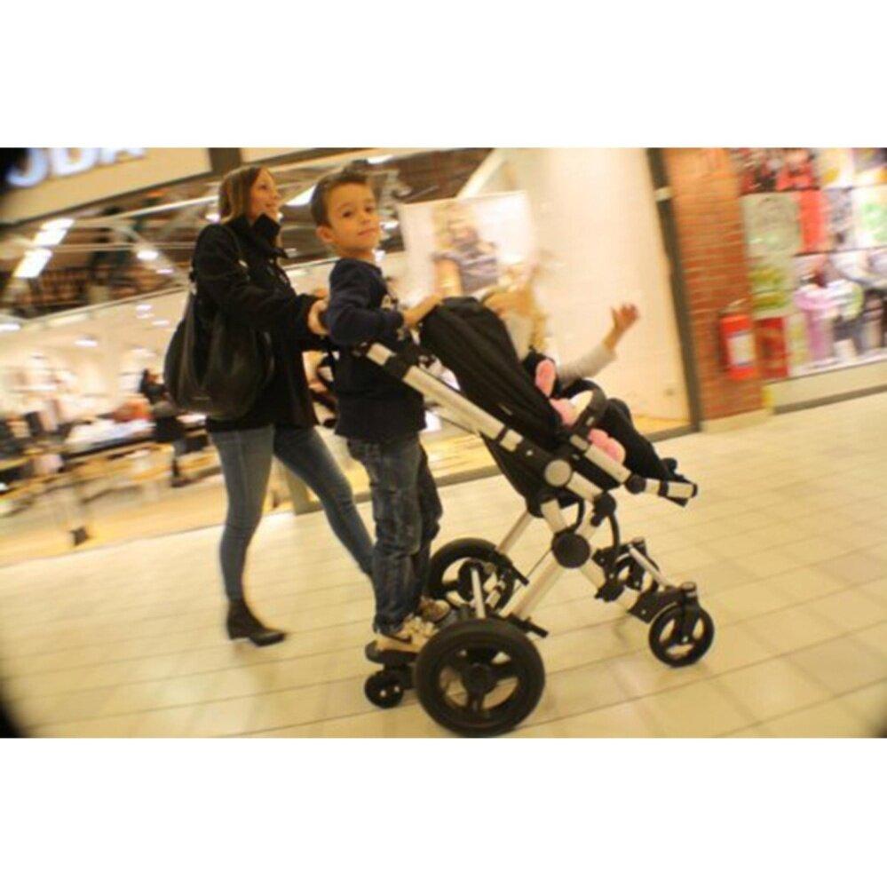 ใครเคยใช้ Kiddy รถเข็นเด็กแฝด BLสุดยอดรถเข็นเด็กพี่น้อง ฝาแฝดที่นั่งกว้าง พับเก็บเล็กง่าย แข็งแรง พกพาสะดวกน้ำหนักเบา สีเทา รีวิวดีที่สุด อันดับ1