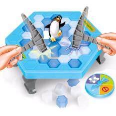 ราคา Candy Toy เกมทุบน้ำเเข็งเพนกวินเเสนสนุก กล่องใหญ่ Candy Shop เป็นต้นฉบับ