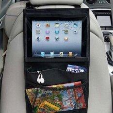 เก้าอี้หลังรถ Tidy Organizer แบบ Multi - Pocket กระเป๋าเก็บของ - Intl.