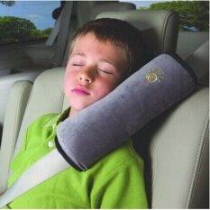 หมอน หุ้มเข็มขัดนิรภัยรถยนต์ ในรถยนต์สำหรับเด็ก Car Seat Belts Cover Harness Pillow Shoulder