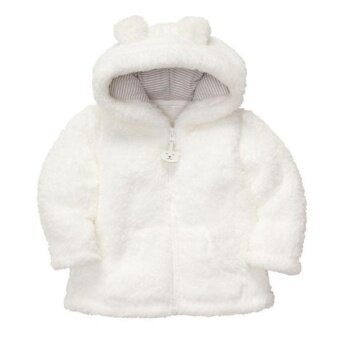 Carter Style Baby Boy Girl Hoodies Coat Thick Tops Children Outerwear WH/70  - intl
