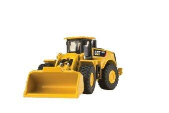 CAT รถตักดินเหล็ก ขนาดเล็ก รุ่น 39513 (สีเหลือง)