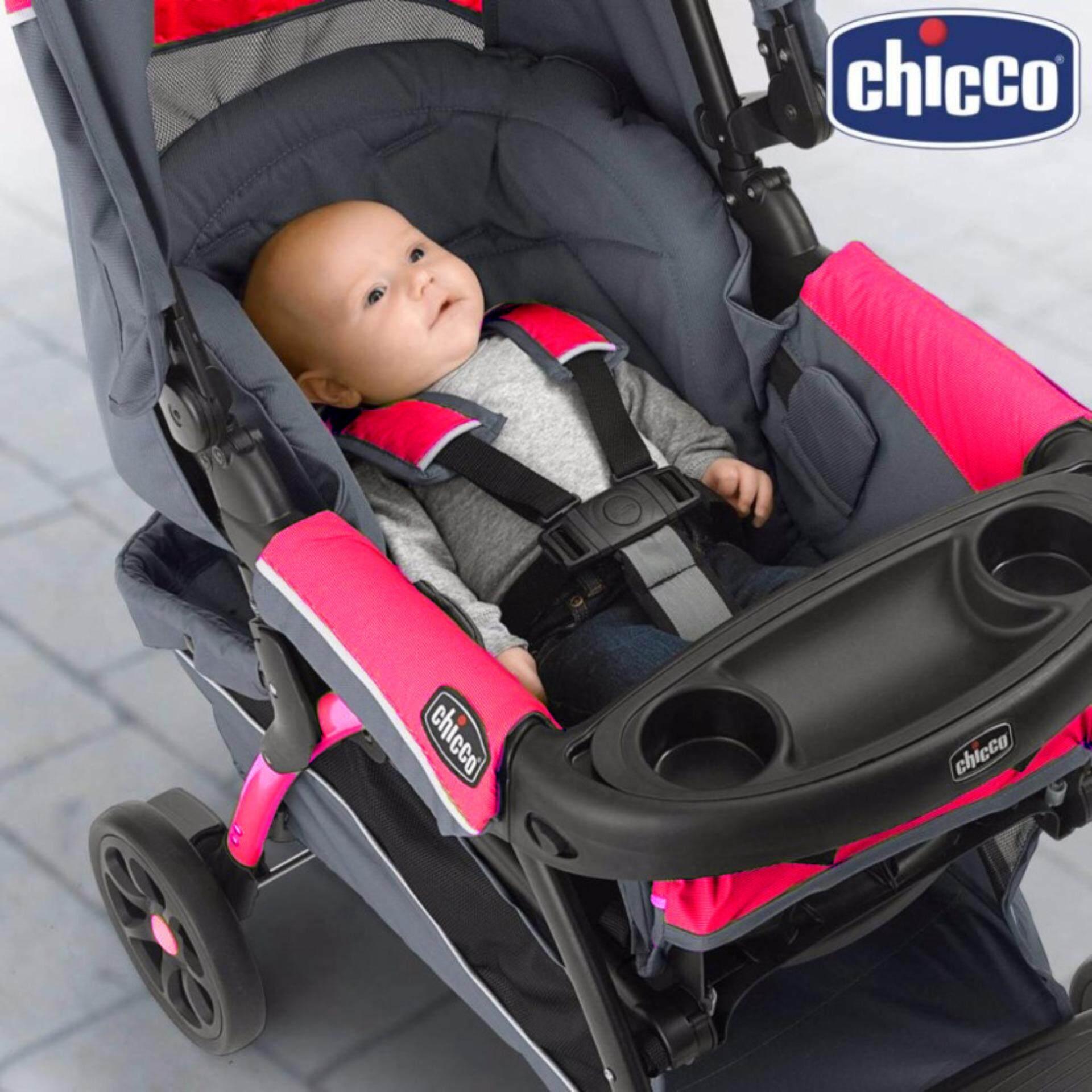 ถูกสุดๆ BolehDeals อุปกรณ์เสริมรถเข็นเด็ก BolehDeals เด็กที่คลุมรถเข็นเด็กกระเป๋าถือเดินทางสำหรับรถเข็นคนพิการสีเทา - INTL มีรับประกัน