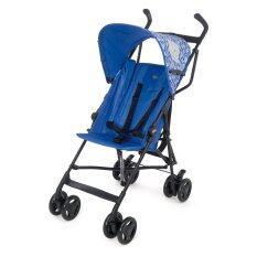 Chicco รถเข็นเด็ก Snappy Stroller - Blue Whales