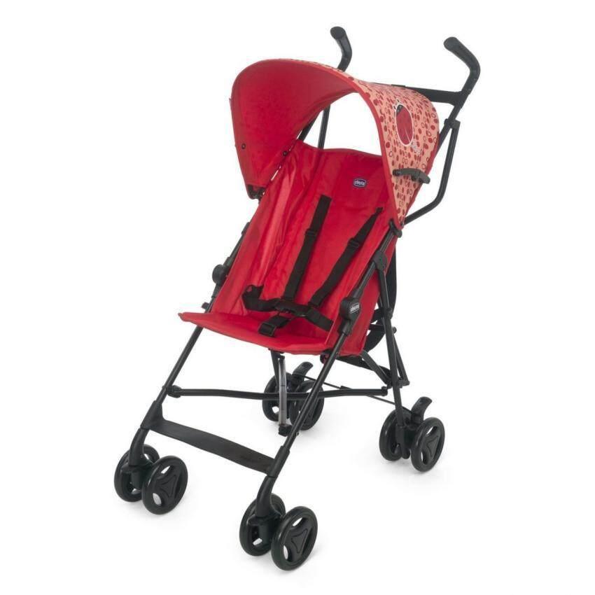 โปรโมชั่น ลดราคาส่งท้ายปี Bumprider อุปกรณ์เสริมรถเข็นเด็ก Bumprider อุปกรณ์เสริมรถเข็น สำหรับให้เด็กโตยืน (สีแดง) อ่านรีวิว พันทิป