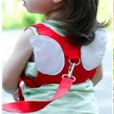 CHILD ANTI เป้จูง สายจูง แบบปีกนางฟ้า ป้องกันเด็กพลัดหลง ไม่ให้คลาดสายตา ขายดีที่สุด