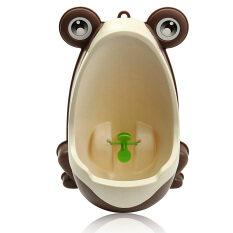 ซื้อ Children Toddler Kid Baby Boy Frog Potty Urinal P** Toilet Bathroom Training Intl ใน แองโกลา