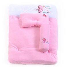 ขาย ชุดที่นอนปิคนิคผ้าขนหนู 24 X 40 นิ้ว สีชมพู Unbranded Generic ออนไลน์