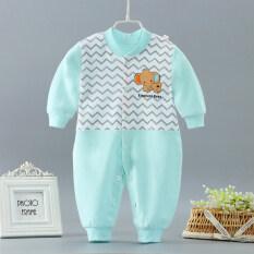 ขาย ผ้าฝ้ายชายแรกเกิดทารกชุดชั้นในทารกชุดรัดรูป Unbranded Generic ผู้ค้าส่ง