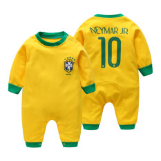 ราคา ทารก Coveralls ฤดูใบไม้ร่วงวรรคฟุตบอลเสื้อผ้า