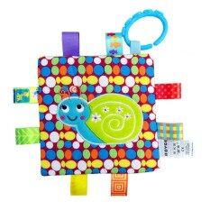 ทารกน่ารักผ้าพันคอเด็กของเล่นเด็กทารกผ้ายาสลบข้อมูลจำเพาะ: หอยทาก.