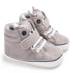 ราคา การ์ตูนน่ารักหมีทารกเด็กวัยหัดเดินเด็กเด็กสาวที่อ่อนนุ่มเปลรองเท้ารองเท้าผ้าใบทารกแรกเกิด นานาชาติ ราคาถูกที่สุด