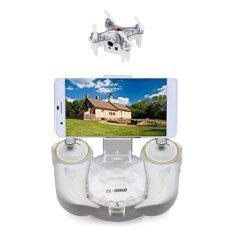ราคา Cx10Wd Tx Nano Fpv Drone Camera 720P Wi Fi Upgrade Grey ใหม่ ถูก