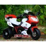 ซื้อ D Kids รถเด็กนั่ง รถมอเตอร์ไซค์บีเอ็ม ขนาด2มอเตอร์ Lnm683 รถแบตเตอรี่เด็ก สวยมาก รุ่นใหม่ล่าสุด ถูก ใน Thailand