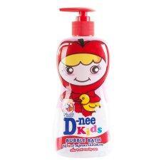 ซื้อ D Nee Kids Bubble Bath สบู่เหลว กลิ่น Tutti Fruity 400 มล แพ็ค 3 ถูก สมุทรปราการ