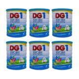 ซื้อ Dg 1 อาหารทารกจากนมแพะ 800 กรัม X 6 กระป๋อง ถูก