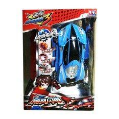 ส่วนลด รถแข่งกระป๋องบังคับวิทยุตาเพชรจากการ์ตูน สีฟ้า Diamond Rc Racing Cartoon Car Blue Tronic Grocer