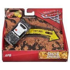 ราคา รถ Disney Cars Disney Pixar Cars 3 1 55Th Bumper Bashers Crazy 8 Crashers Tru 18541