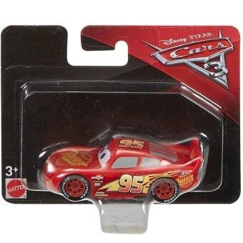 Disney® Pixar Cars 3Basics Collection Vehicle \Lightning Mc Queen\
