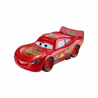 Disney® Pixar Cars Wheel Action Drivers™Lightning Mcqueen Vehicle