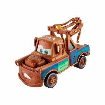 Disney® Pixar Cars Wheel Action Drivers™Mater Vehicle