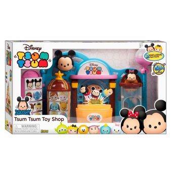 ของเล่น Disney Tsum Tsum Toy Shop Playset