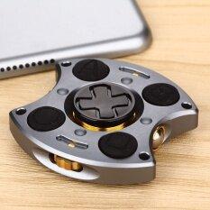 ส่วนลด Do Dower Finger Spinner Metal Multifunctional New Design Decompression Edc Cube Fidget Spinner With Buttons Hand Finger Toy Adhd Intl Unbranded Generic จีน