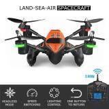 ทบทวน Drone New Super Quadcopter โดรนเรือบินรถ 3 In 1 บินบนฟ้า วิ่งบนน้ำ และแรงบนพื้นได้ สุดเท่ห์ Wl Toy