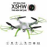 ขาย Drone Syma X5Hw โดรนถ่ายวีดีโอ โดรนถ่ายภาพ โดรนบังคับ โดรนติดกล้อง มี Wifi เชื่อมต่อมือถือ Syma