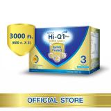 ซื้อ นมผง Hi Q Supergold ไฮคิว 1 พลัส ซูเปอร์โกลด์ ซินไบโอโพรเทก รสจืด 3000 กรัม ช่วงวัยที่ 3 Hi Q ออนไลน์