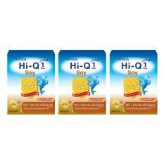 ซื้อ Dumex Hi Q Soy 1 Plus ไฮคิว ซอย 1 พลัส พรีไบโอโพรเทก 400 กรัม กล่อง 3กล่อง ลัง ใน กรุงเทพมหานคร