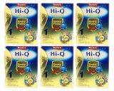 ทบทวน ที่สุด Dumex Hi Q Supergold 1 ไฮคิว ซูเปอร์โกลด์ พรีไบโอโพรเทก 600 กรัม 6 กล่อง